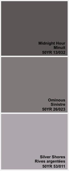 warm greys CIL paints