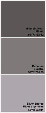 warm greys CIL paints