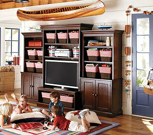 Pottery Barn Playroom