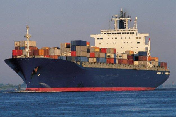 Container Ship resized 600