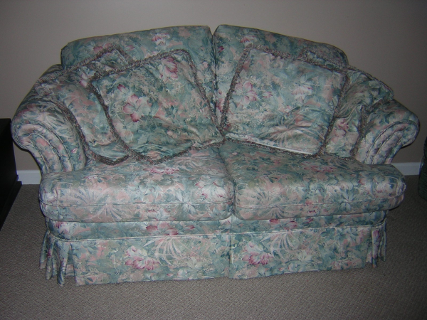 Dated Sofa