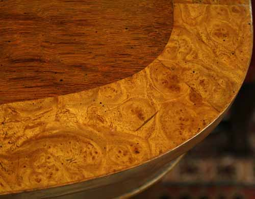 Inlaid wood