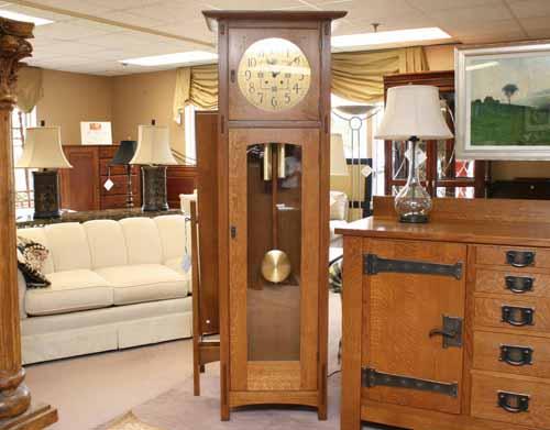 Stickley Grandfather Clock