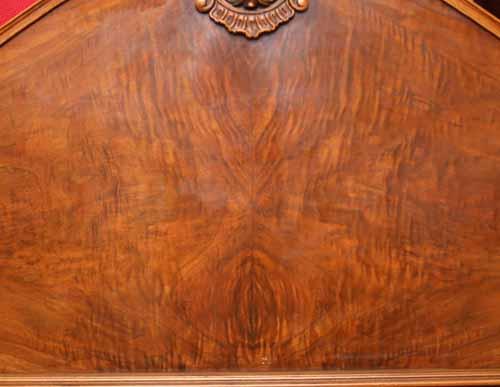 Beautiful Wood Grain Headboard