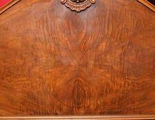 Beautiful Wood Grain Headboard