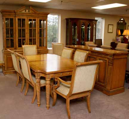 Fine Dining Room Set