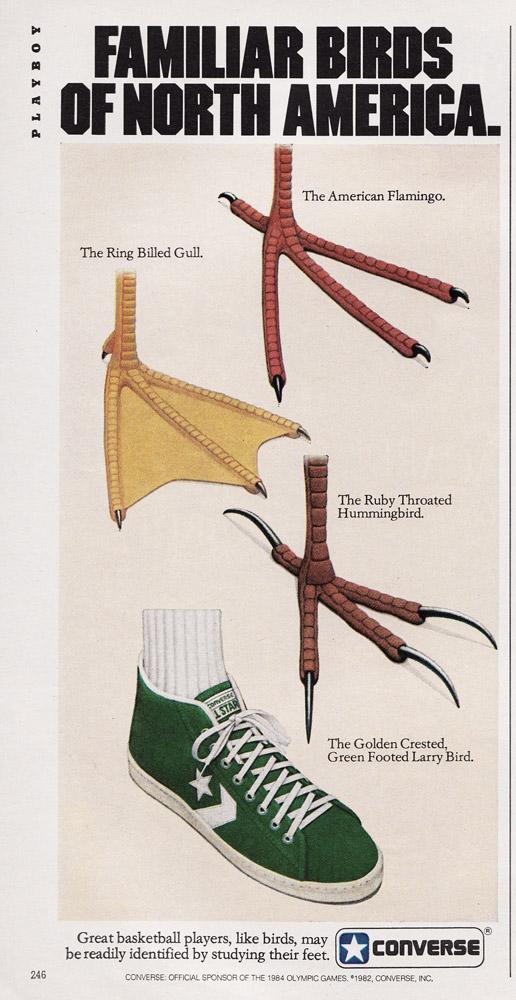 Converse. 1982