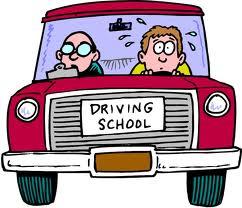 drivers ed car