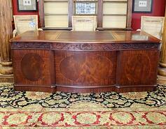 The Desk Was Extracted From A Grand Victorian Home In Boston S Prestigious Brookline Neighborhood Original Owner Purchased New About 15