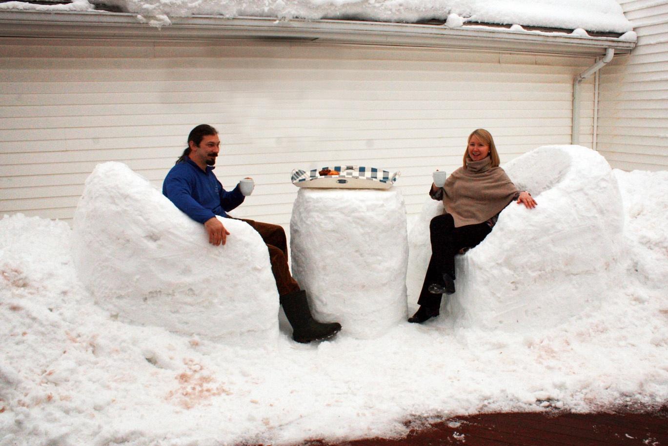snowfurniture
